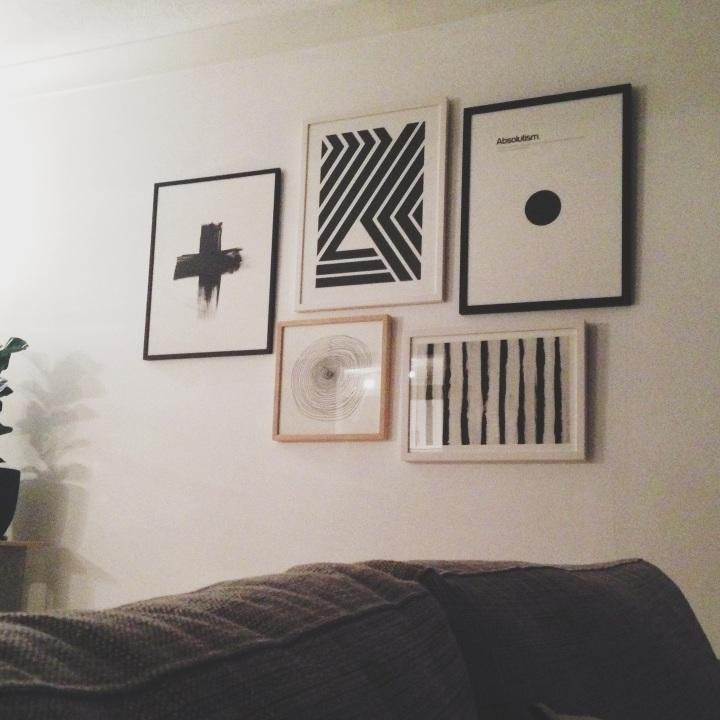 DIY | Wall hang Fin