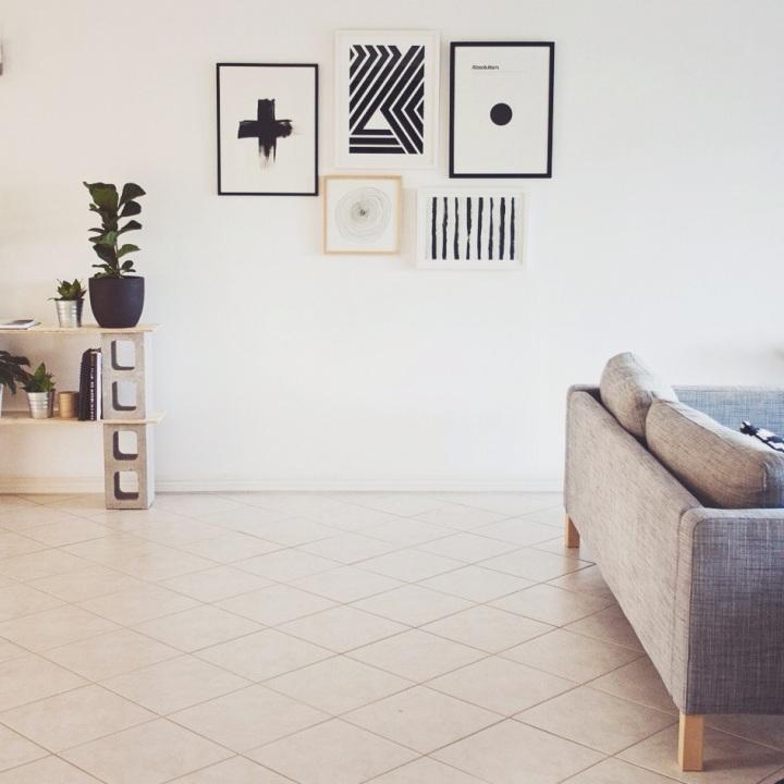 DIY | Wall Hang step back