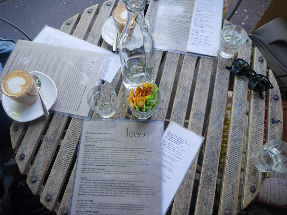 Kawa Cafe in Surry Hills