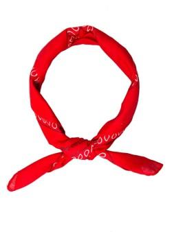 Red Bandana - $10