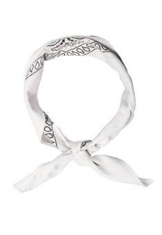 White Bandana - $10